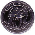 World POG Federation (WPF) > Avimage > Power Rangers 62-Yellow-Emblem-(Silver).