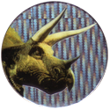 World POG Federation (WPF) > Avimage > Power Rangers 95-Triceratops-(Holographic-dots).