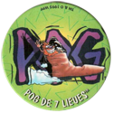 World POG Federation (WPF) > Avimage > Série No 2 053-POG-De-7-Lieues.