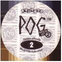 World POG Federation (WPF) > Avimage > Série No 2 Back.