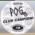 World POG Federation (WPF) > Avimage > Serie No 3 - Club Campioni Back.