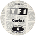 World POG Federation (WPF) > Avimage > TF1 Carlos Back.