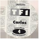 World POG Federation (WPF) > Avimage > TF1 Carlos Back.