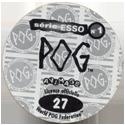 World POG Federation (WPF) > Avimage > série ESSO Nº 1 Back.