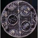 World POG Federation (WPF) > Batman Kinis Back-Silver.