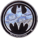World POG Federation (WPF) > Batman Kinis Silver.