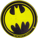 World POG Federation (WPF) > Batman Kinis Yellow.