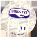 World POG Federation (WPF) > Birds Eye Back.