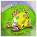 World POG Federation (WPF) > BonBon Buddies > Medium Easter Egg 12.