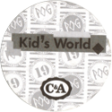 World POG Federation (WPF) > C&A > Kid's World Back.