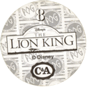 World POG Federation (WPF) > C&A > Lion King Back.