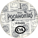 World POG Federation (WPF) > C&A > Pocahontas Back.