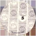 World POG Federation (WPF) > Cadbury Back.
