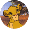 World POG Federation (WPF) > Canada Games > Lion King 25-Thinking-Lion-Cub.