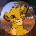 World POG Federation (WPF) > Canada Games > Lion King 25-Thinking-Lion-Cub.