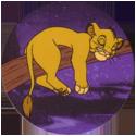 World POG Federation (WPF) > Canada Games > Lion King 39-Sleeping-Lion-Cub.