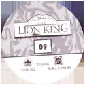 World POG Federation (WPF) > Canada Games > Lion King Back.