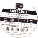 World POG Federation (WPF) > Canada Games > NHL 93-94 182-Philadelphia-Flyers-Garry-Galley-(back).
