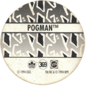World POG Federation (WPF) > Canada Games > NHL 93-94 369-Pogman-(back).