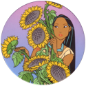 World POG Federation (WPF) > Canada Games > Pocahontas 44-Pocahontas-&-sunflowers.