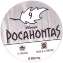 World POG Federation (WPF) > Canada Games > Pocahontas Back.
