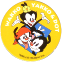 World POG Federation (WPF) > Canada Games > Post - Animaniacs 05-Wakko-Yakko-&-Dot.
