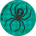 World POG Federation (WPF) > Canada Games > Series II Kinis 08-Black-Widow-(turquoise).