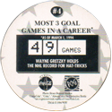 World POG Federation (WPF) > Coca Cola - Wayne Gretzky, The Great One 04-Most-3-Goal-Games-in-a-Career-(back).