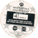 World POG Federation (WPF) > Coca Cola - Wayne Gretzky, The Great One 09-Most-Goals,-One-Period-(back).