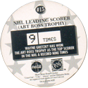 World POG Federation (WPF) > Coca Cola - Wayne Gretzky, The Great One 15-NHL-Leading-Scorer-(Art-Ross-Trophy)-(back).