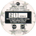 World POG Federation (WPF) > Coca Cola - Wayne Gretzky, The Great One 17-Most-Game-Winning-Goals-in-Playoffs-(Career)-(back).