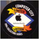 World POG Federation (WPF) > Computer City Apple.