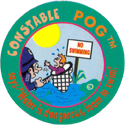 World POG Federation (WPF) > Dr. Martens Constable POG 03-Constable-Pog-says-'Water-is-dangerous,-learn-to-swim.'.