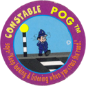 World POG Federation (WPF) > Dr. Martens Constable POG 07-Constable-Pog-says-'Keep-looking-&-listening-when-you-cross-the-road.'.