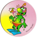 World POG Federation (WPF) > FruchtZwerge Drink Frosch-Taucher.