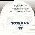 World POG Federation (WPF) > GePOGraphy 07-France-(back).