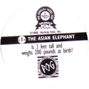 World POG Federation (WPF) > Holiday Inn Wild Collection 01-The-Asian-Elephant-(back).