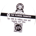 World POG Federation (WPF) > Holiday Inn Wild Collection 04-The-Florida-Manatee-(back).