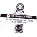 World POG Federation (WPF) > Holiday Inn Wild Collection 07-The-Humpback-Whale-(back).