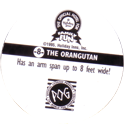 World POG Federation (WPF) > Holiday Inn Wild Collection 08-The-Orangutan-(back).