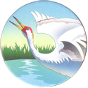 World POG Federation (WPF) > Holiday Inn Wild Collection 12-The-Whooping-Crane-(front).