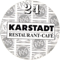 World POG Federation (WPF) > Karstadt Restaurant-café Back.
