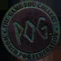 World POG Federation (WPF) > Kinis (Waddingtons) 01-silver-green.