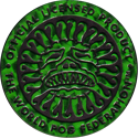 World POG Federation (WPF) > Kinis (Waddingtons) 09-green-holo.