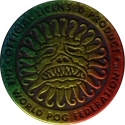 World POG Federation (WPF) > Kinis (Waddingtons) 09-green-yellow-red-holo.