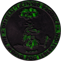 World POG Federation (WPF) > Kinis (Waddingtons) 10-green-holo.