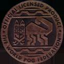 World POG Federation (WPF) > Kinis (Waddingtons) 11-yellow-silver.