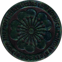 World POG Federation (WPF) > Kinis (Waddingtons) 12-green-oil.