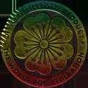 World POG Federation (WPF) > Kinis (Waddingtons) 12-green-yellow-red.
