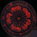 World POG Federation (WPF) > Kinis (Waddingtons) 12-red-holo.